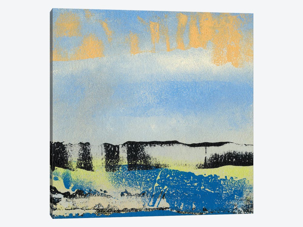 Origin Abstract VII by Sharon Gordon 1-piece Canvas Art Print