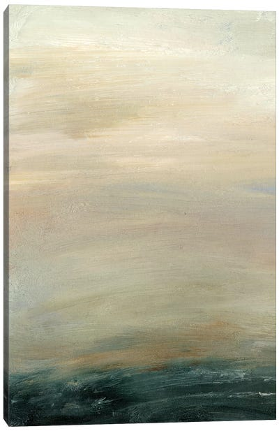 Soft Horizon  I Canvas Art Print