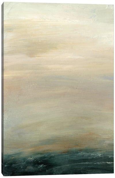 Soft Horizon  I Canvas Art Print