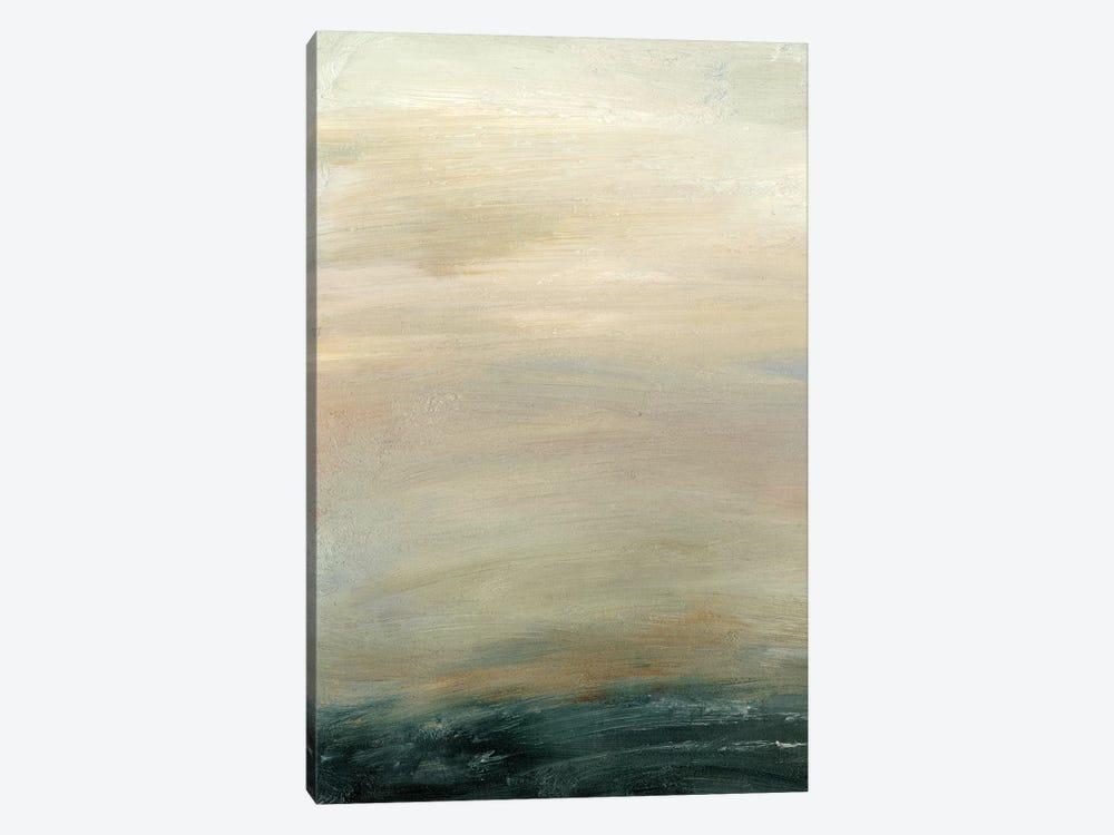 Soft Horizon  I by Sharon Gordon 1-piece Canvas Art Print