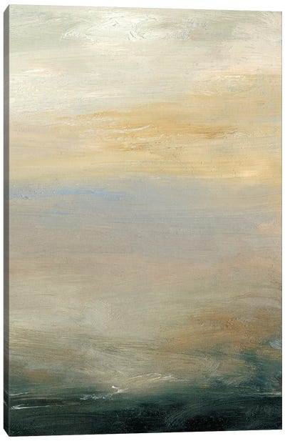 Soft Horizon  II Canvas Art Print