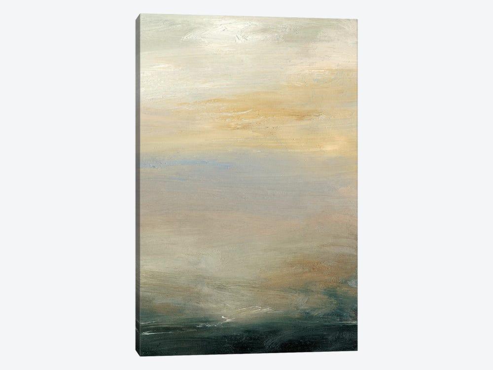 Soft Horizon  II by Sharon Gordon 1-piece Canvas Art