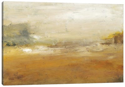 Along The Island II Canvas Art Print