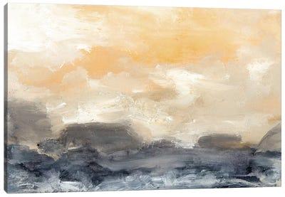 Bay Wave II Canvas Art Print