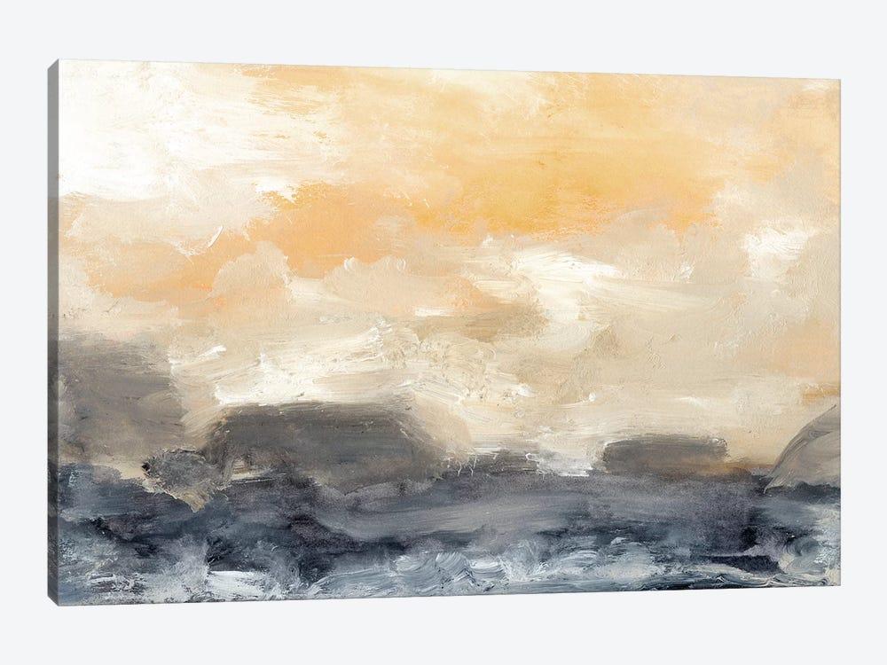 Bay Wave II by Sharon Gordon 1-piece Canvas Art Print