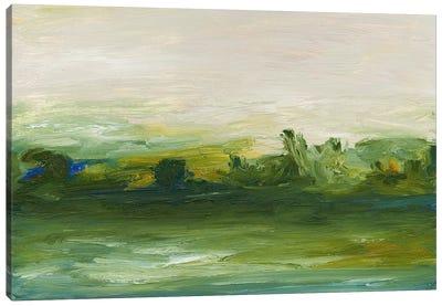 The Glen Canvas Art Print