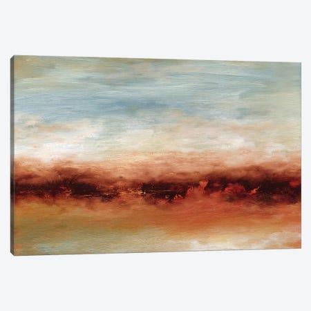 The Reef Canvas Print #SGO77} by Sharon Gordon Canvas Art Print