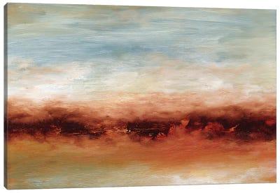 The Reef Canvas Art Print