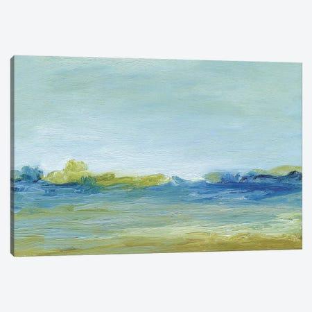 The Shore Canvas Print #SGO78} by Sharon Gordon Canvas Art