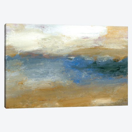 Tidal Pool I 3-Piece Canvas #SGO79} by Sharon Gordon Canvas Wall Art