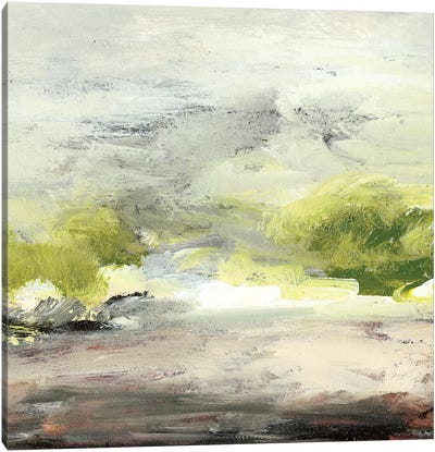 Horizon at Daybreak II Canvas Art Print