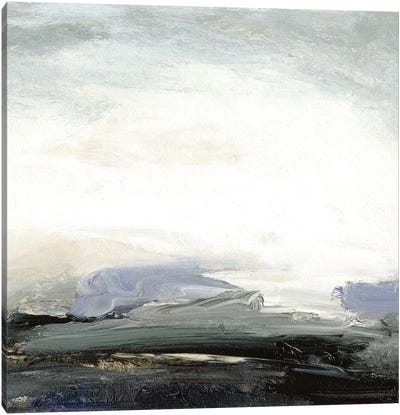Horizon at Daybreak V Canvas Art Print