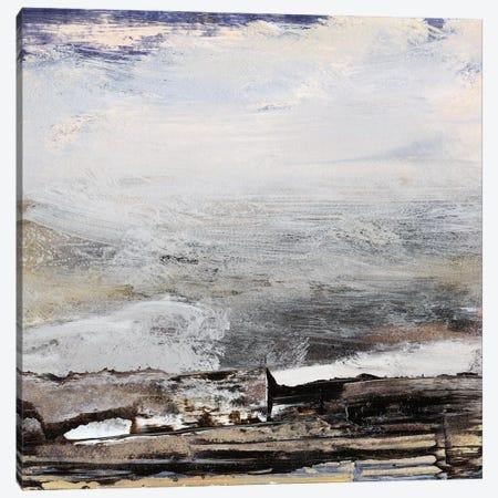 Horizon at Nightfall I Canvas Print #SGO86} by Sharon Gordon Canvas Artwork