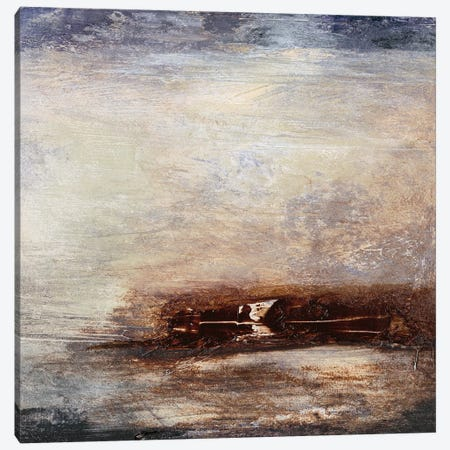 Horizon at Nightfall III Canvas Print #SGO88} by Sharon Gordon Canvas Print