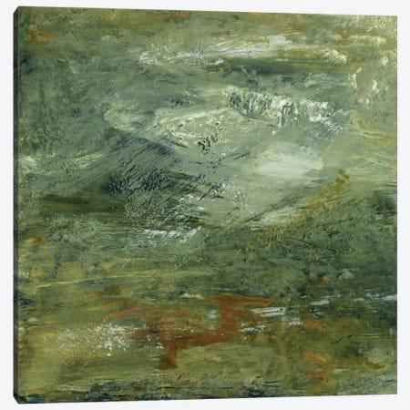 Encaustic Tile In Multi I Canvas Print #SGO99} by Sharon Gordon Canvas Wall Art
