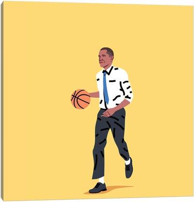 Balling Barack Canvas Art Print