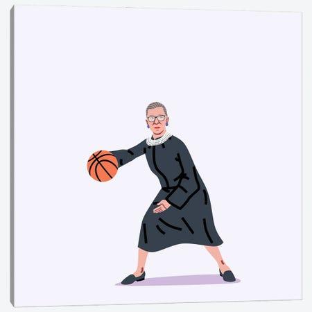 Balling Ruth Canvas Print #SGR30} by Elad Shagrir Canvas Art Print