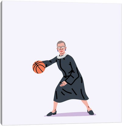 Balling Ruth Canvas Art Print