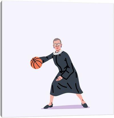 Balling Ruth Canvas Art Print