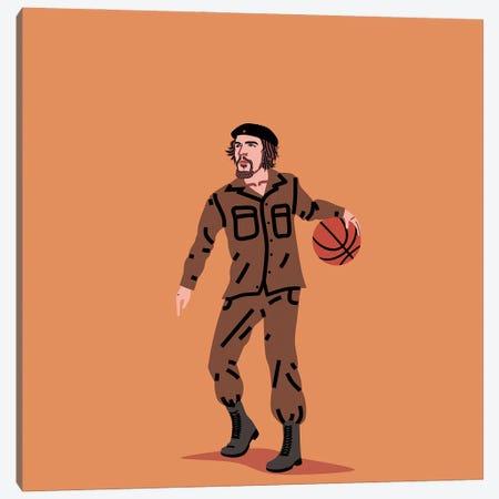 Balling Che Canvas Print #SGR4} by Elad Shagrir Art Print