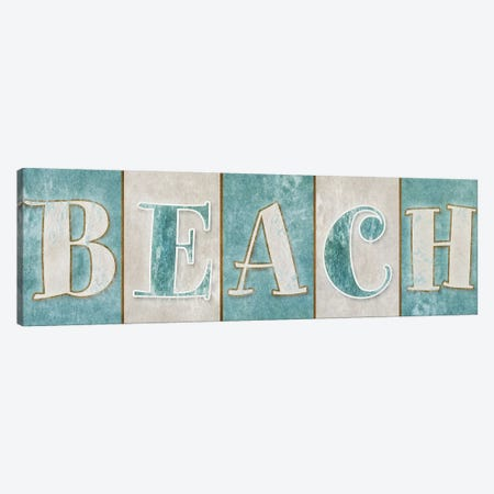 Beach Canvas Print #SGS11} by Sd Graphics Studio Canvas Art