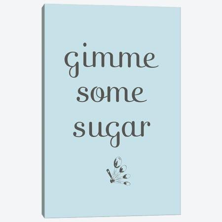 Sugar Canvas Print #SGS135} by Sd Graphics Studio Canvas Artwork