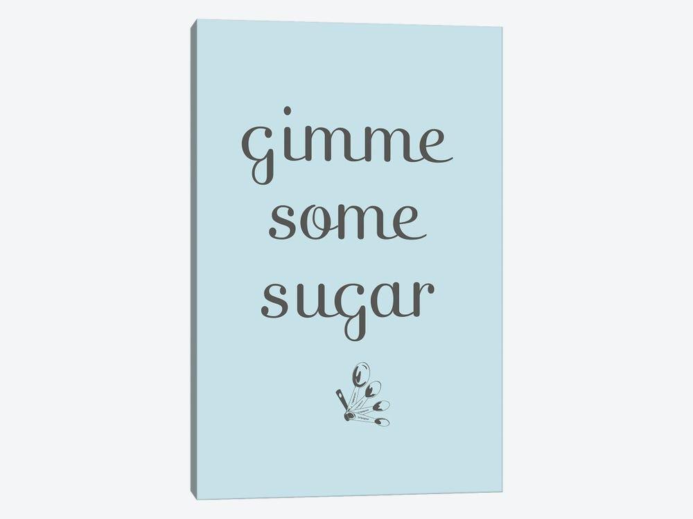 Sugar by Sd Graphics Studio 1-piece Canvas Print