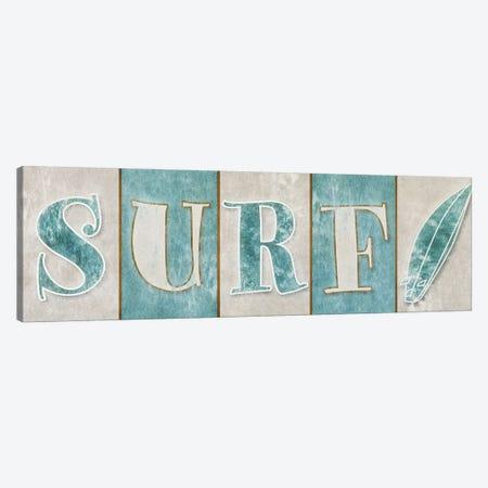 Surf Canvas Print #SGS49} by Sd Graphics Studio Canvas Print