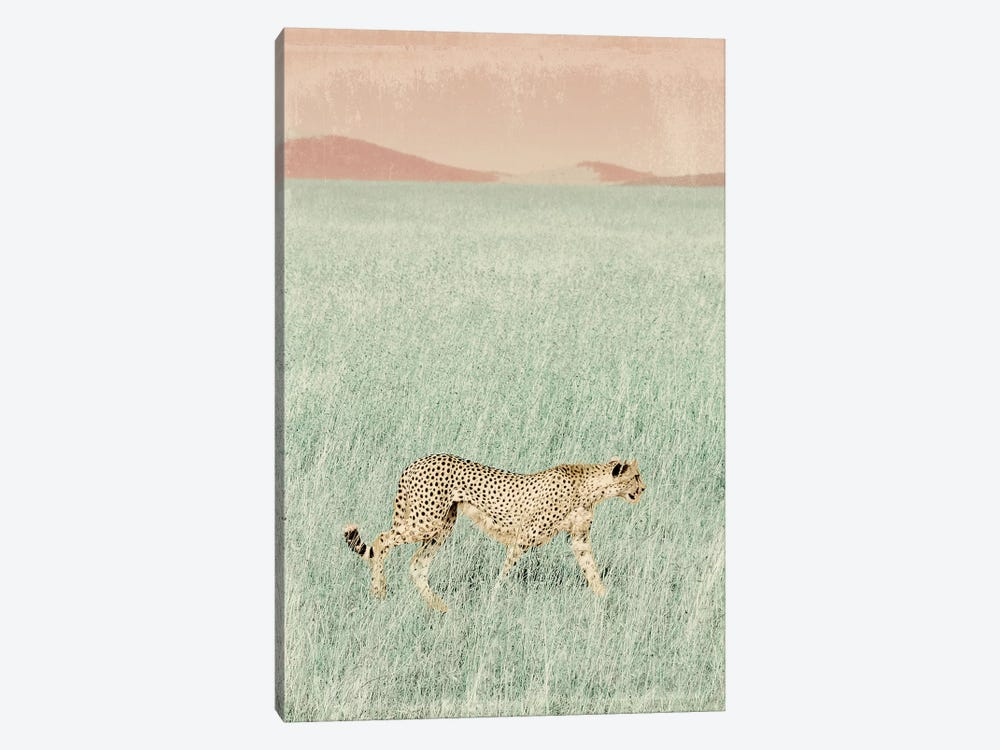 Cheetah in the Wild by Sd Graphics Studio 1-piece Canvas Wall Art