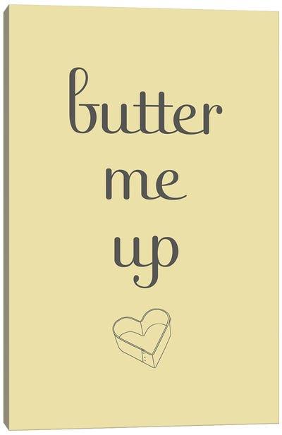 Butter Canvas Art Print