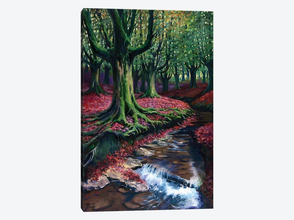 Mystical Forest II by Serghei Ghetiu 1-piece Canvas Art