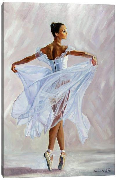 The Beauty Of Dance III Canvas Art Print