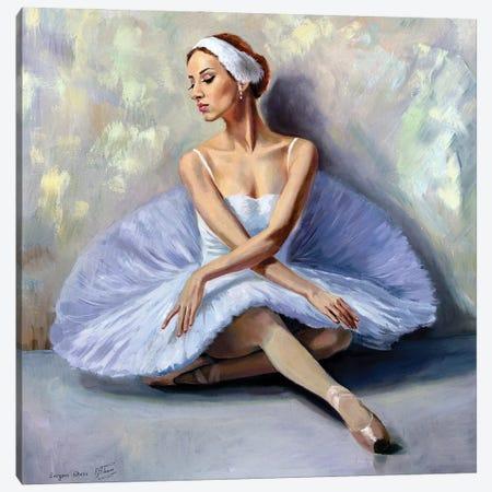 At The Ballet School Canvas Print #SGT58} by Serghei Ghetiu Canvas Print