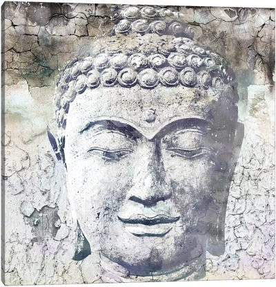 Timeless Buddha I Canvas Art Print