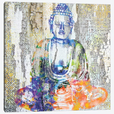 Timeless Buddha II Canvas Print #SGU4} by Surma & Guillen Canvas Artwork
