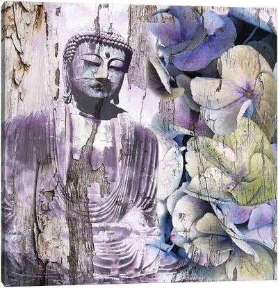 Timeless Buddha III Canvas Art Print