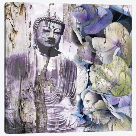 Timeless Buddha III Canvas Print #SGU5} by Surma & Guillen Canvas Art