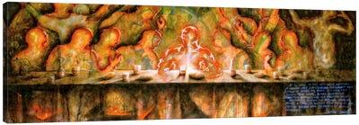 Last Supper Canvas Print #SGZ10