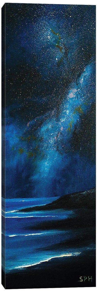 Midnight Canvas Art Print