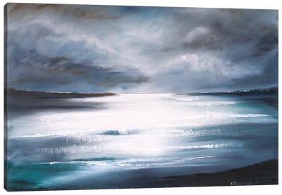 Onward To The Sea Canvas Art Print