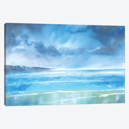 The Whispers Of A New Day Canvas Print #SHC24} by Simon Hackney Canvas Art