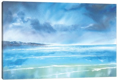 The Whispers Of A New Day Canvas Art Print