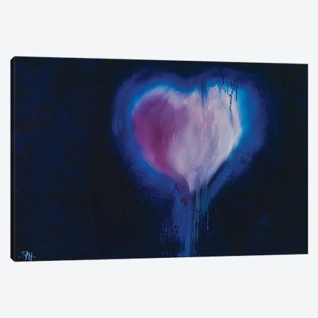 Time Runs Out Canvas Print #SHC31} by Simon Hackney Canvas Artwork