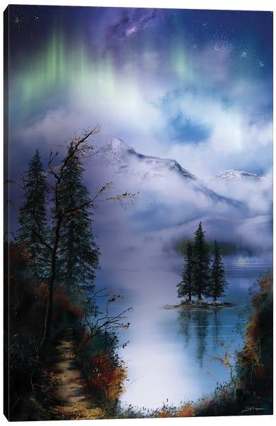 To Winter Canvas Art Print