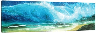 Energy Canvas Art Print