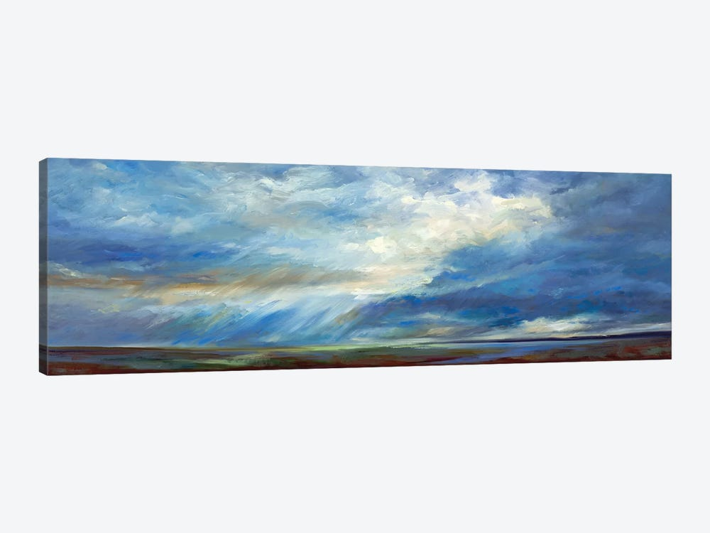 Heavenly Light by Sheila Finch 1-piece Canvas Wall Art