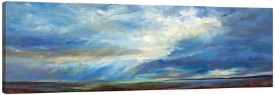 Heavenly Light Canvas Art Print