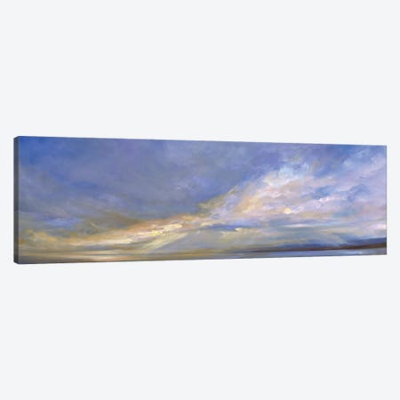Kiss Of Light Canvas Print #SHE11} by Sheila Finch Canvas Wall Art