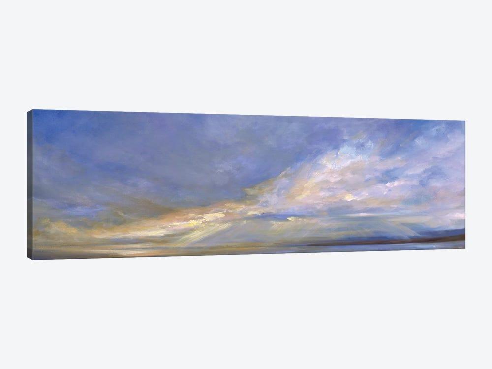 Kiss Of Light by Sheila Finch 1-piece Canvas Art Print