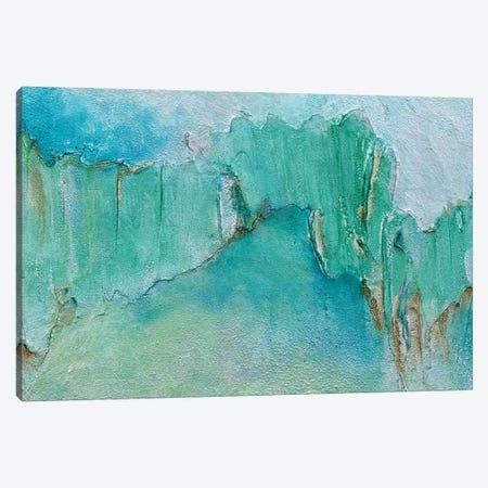 Break Through I Canvas Print #SHE15} by Sheila Finch Canvas Art Print